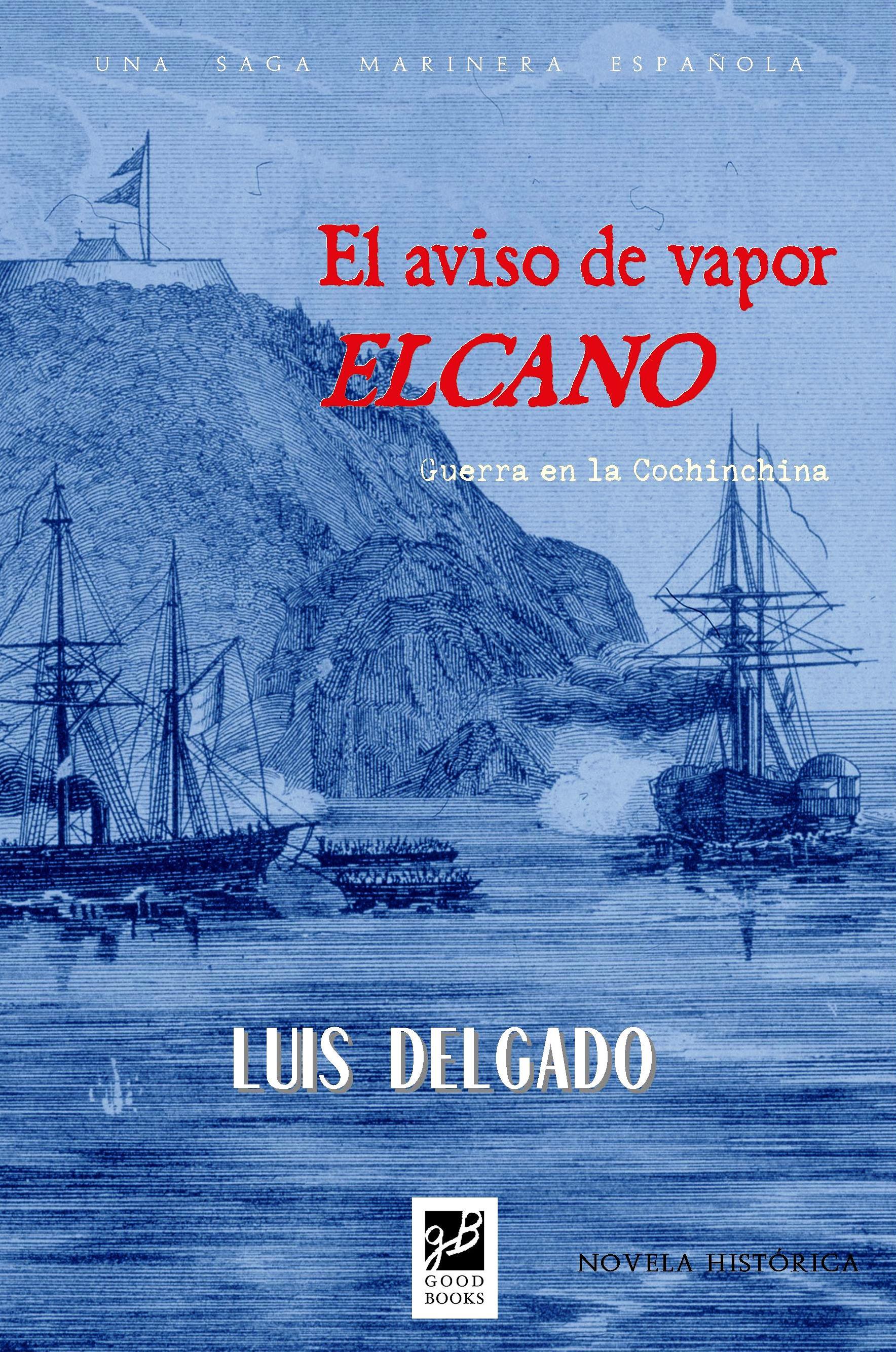 El aviso de vapor Elcano