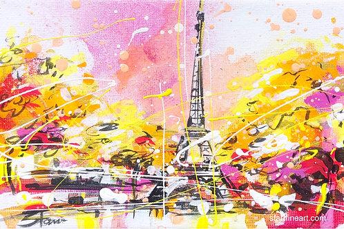 Paris in Autumn SOLD