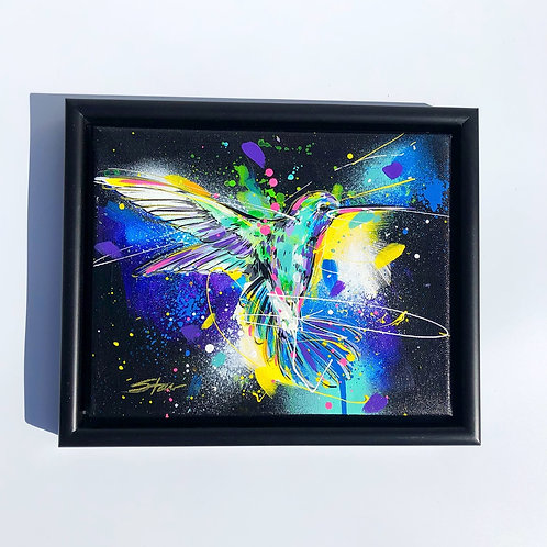 Prayer of the Hummingbird (SOLD)