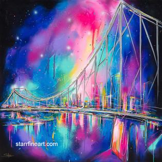 A Stardust Story Bridge