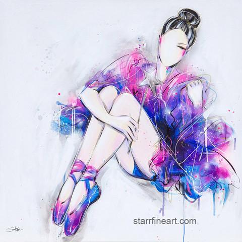 Wish upon a Star Ballerina