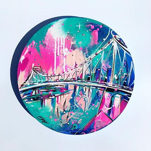 Story Bridge with Blush SOLD