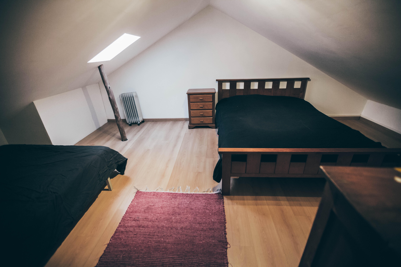 Studio Bedroom B w/2 Beds(4 Persons)
