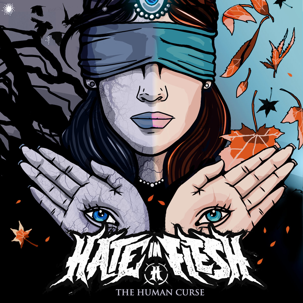 HATE IN FLESH - THE HUMAN CURSE