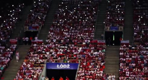 Liga Światowa Łódź 2016 - KIBICUJEMY.mp4