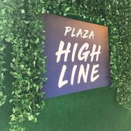PLAZA HIGH LINE