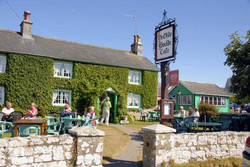 Ye Olde Worlde Cafe Bosherston