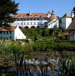 Caldey Island and Monastery