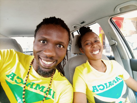 How A Young Jamaican Couple Created History Moving To Africa