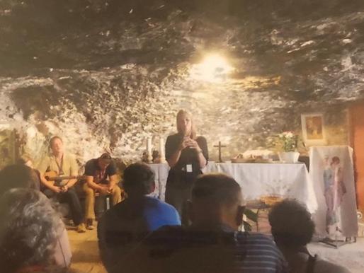 The Shepherd's Cave