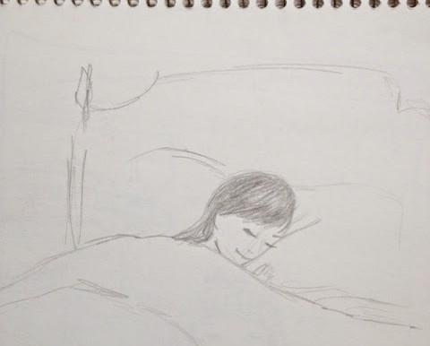 Dreaming and Sketching, Sketching and Dreaming…