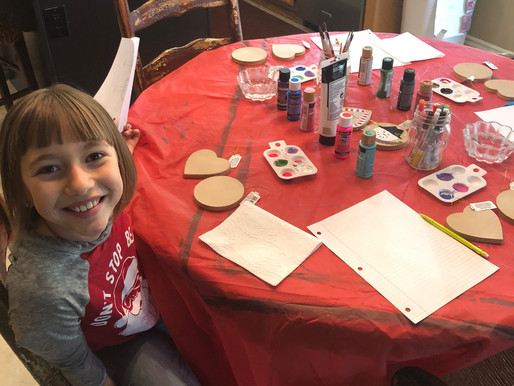 Ornament Painting Party