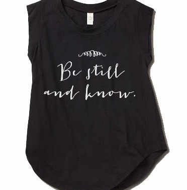 My Word(s) for 2014: BE STILL