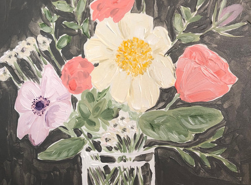 Floral Design and Painting Online Workshop