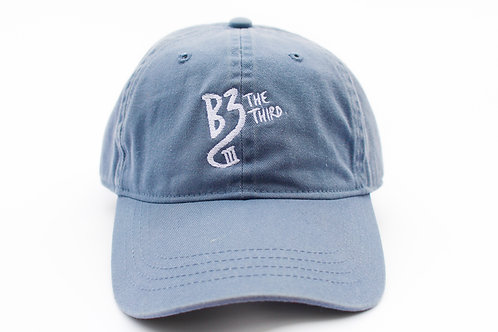 OG Columbia Blue Signature Hat