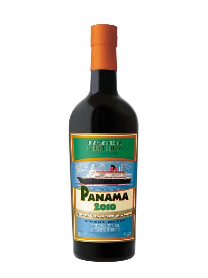 Rhum Panama 2010