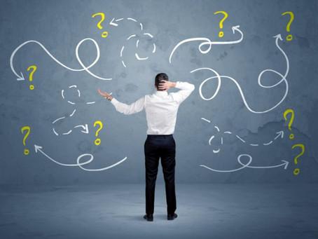 Por que os problemas se multiplicam? A culpa é  do nosso cérebro