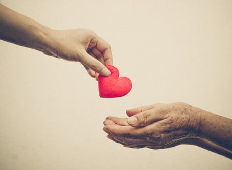 A compaixão como forma de terapia