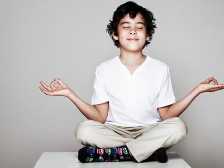 7 técnicas de relaxamento para crianças que todos os pais devem saber