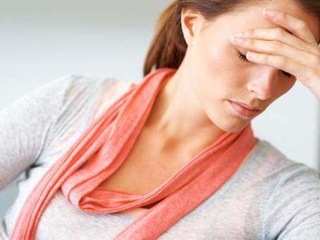 """O que a expressão """"estou cansado"""" significa para alguém com ansiedade ou depressão"""