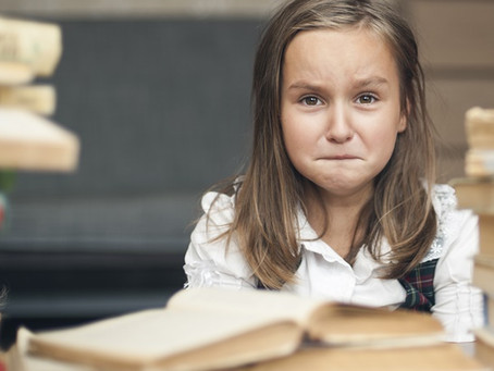 Conheça os principais sintomas do déficit de atenção infantil