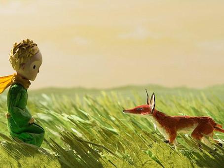 A diferença entre adorar e amar explicada pelo Pequeno Príncipe