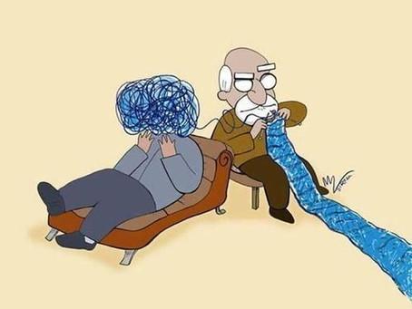 A psicoterapia não cria nem destrói, transforma