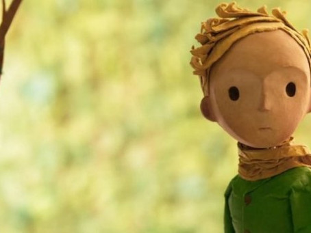 """""""Os olhos são cegos. É preciso buscar com o coração…"""" – diz O Pequeno Príncipe"""