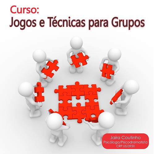 Curso Jogos e Técnicas para Grupos