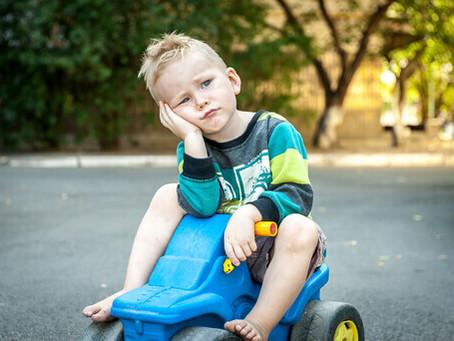 """A criança """"problema"""" é o reflexo de um """"problema"""" familiar"""