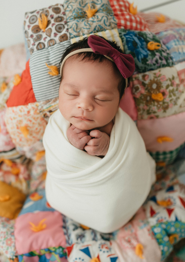 Lincoln, Nebraska Newborn Photographer