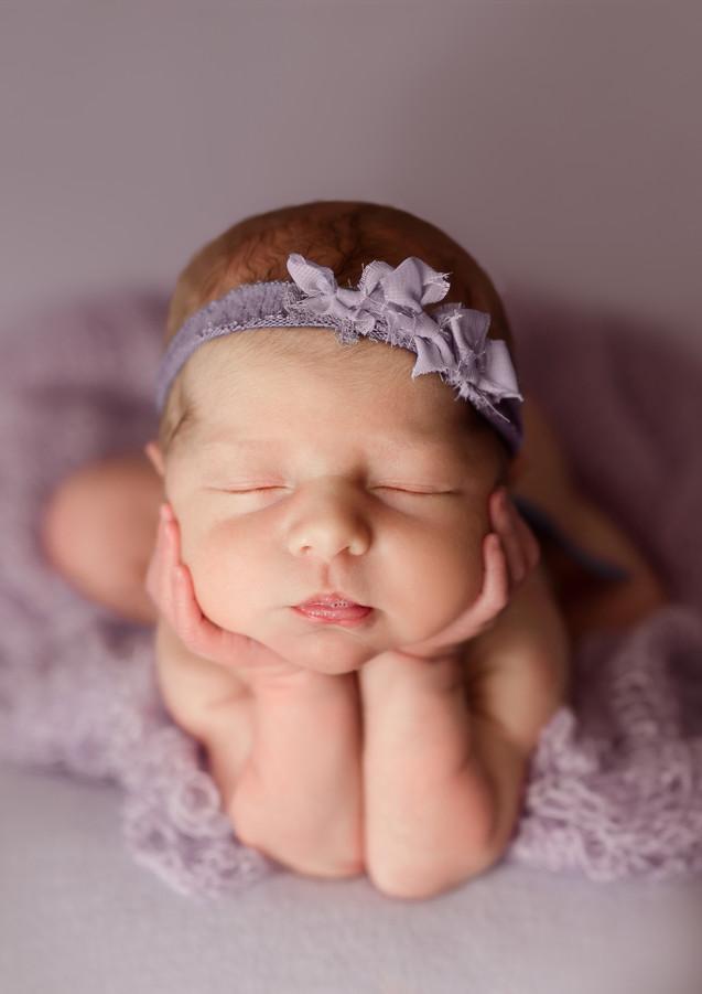 Nebraska Newborn Photographer
