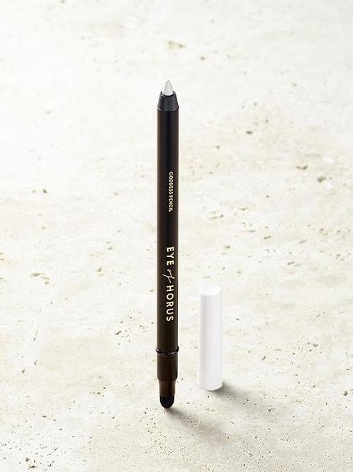 Goddess Pencil - Selenite White