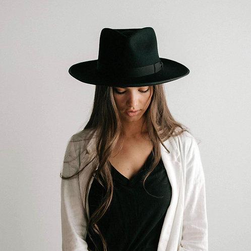 Gigi Pip Monroe Rancher - Black