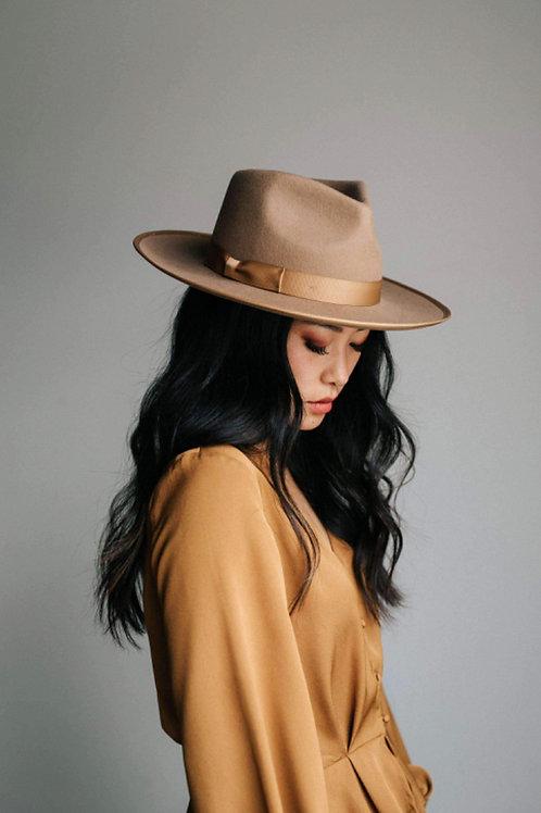 Gigi Pip Monroe Rancher - Brown