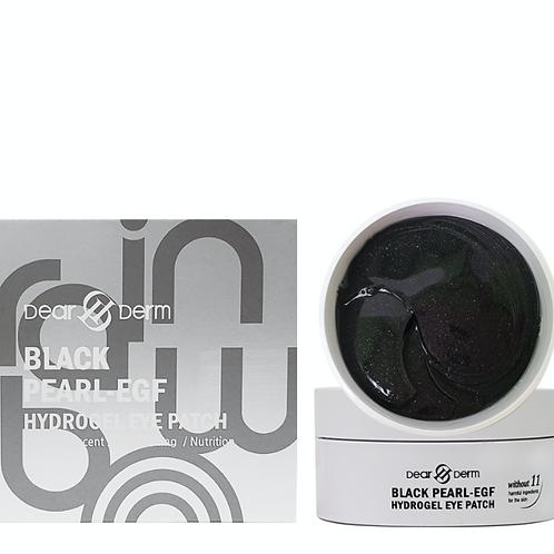 Black Pearl Hydrogel Eye Masks