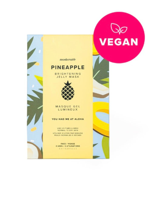 Pineapple Brightening Jelly Mask
