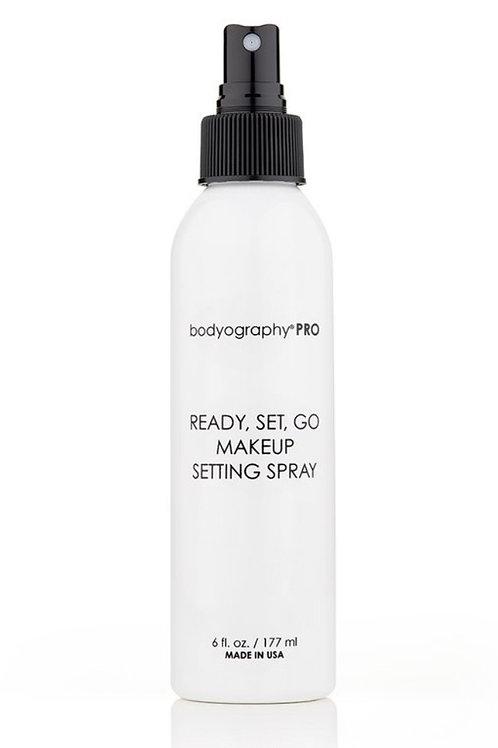 Ready, Set, Go Makeup Setting Spray
