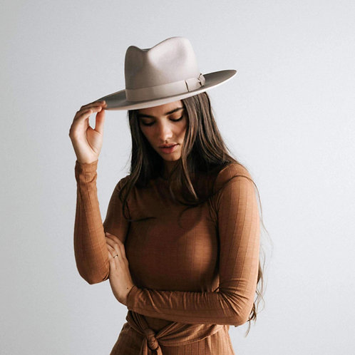 Gigi Pip Monroe Rancher - Ivory