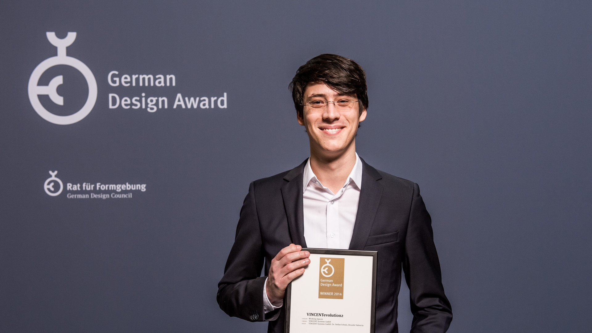 German Design Award 2014