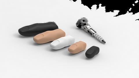 Daumen für Handprothese