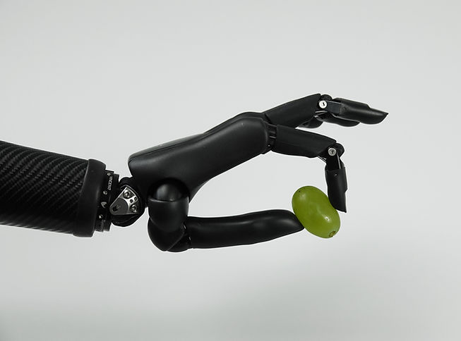 handprothese mit Handgelenk
