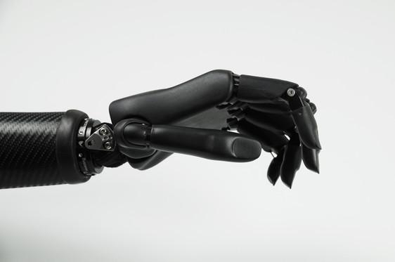 Natürliche Hand