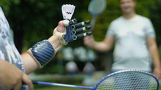 Sport machen mit Handprothese