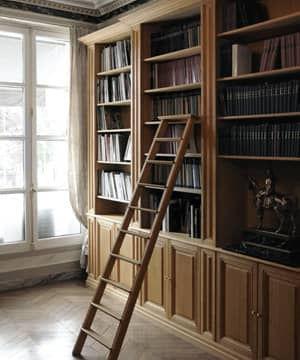 bibliotheque, meuble à poser démontable