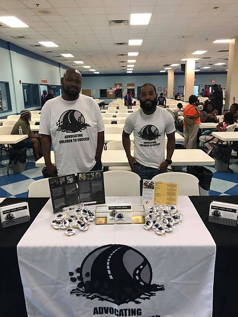 ACTS July 2019 1st Annual Back To School