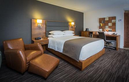 Nos chambres de luxe | Bathurst NB | Atlantic Host Hotel