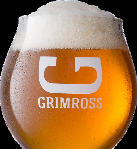 Grimross Beer Glass