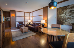 The Lordon Suite - Living Area