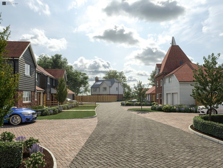 """Exclusive homes delivered amid one of Kent's """"golden triangles"""""""